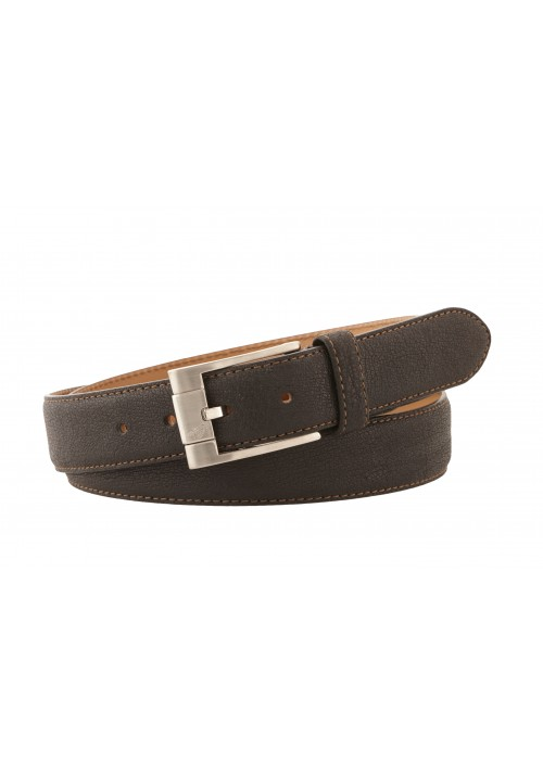 Heinrich Dinkelacker belt water buffalo black