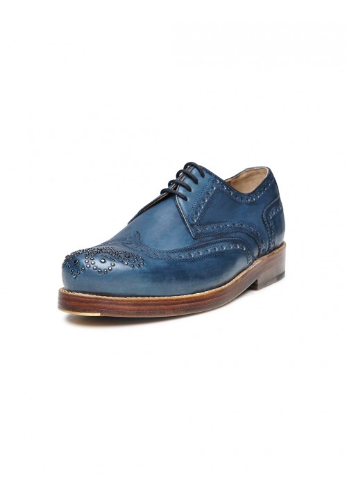 Heinrich Dinkelacker Rio Full Brogue ocean