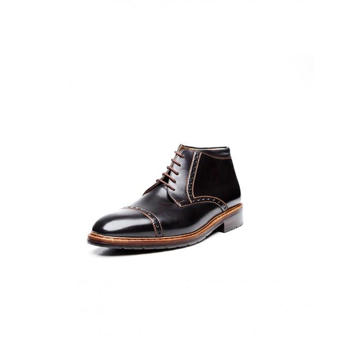 Heinrich Dinkelacker Luzern Boot black
