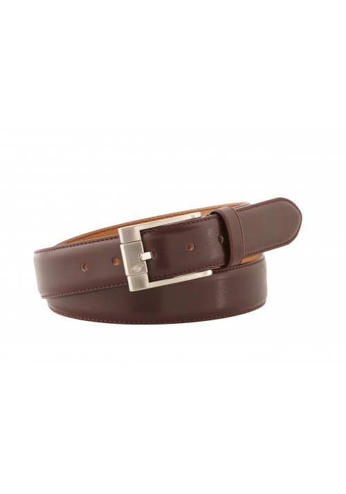 Heinrich Dinkelacker belt bordo