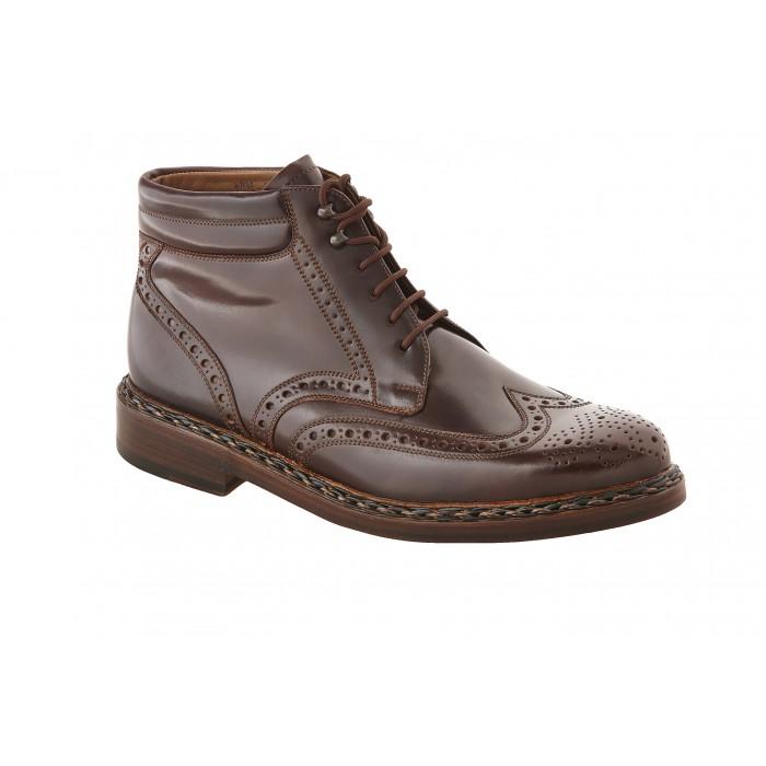 new collection Heinrich Dinkelacker Buda Boot Cordovan oxblood