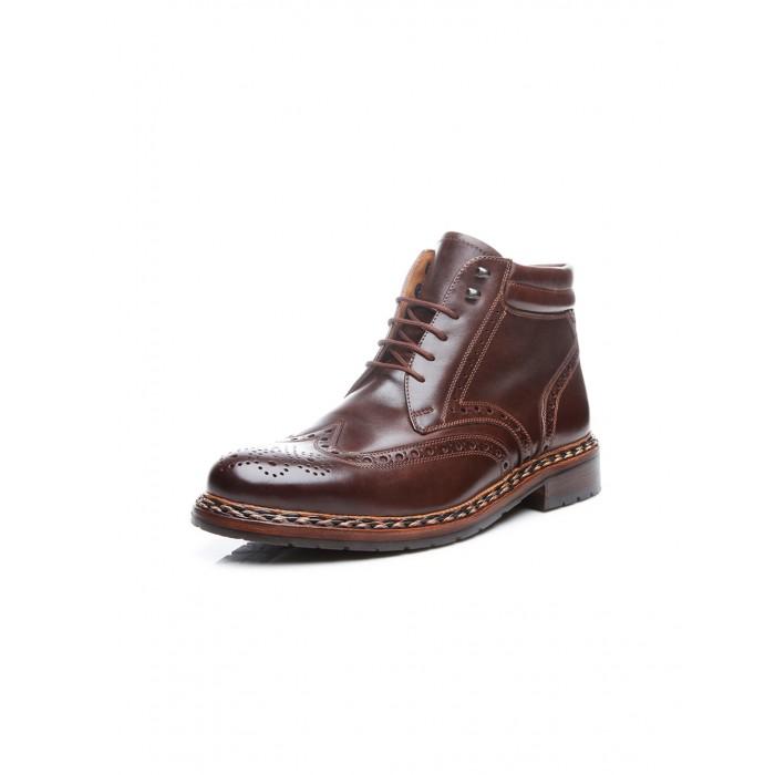 Neue Kollektion Heinrich Dinkelacker Buda Boot Mocca