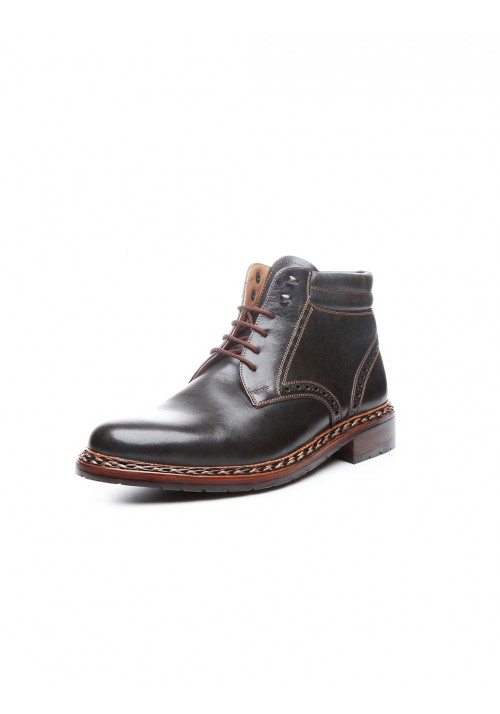 Heinrich Dinkelacker Buda Boot black