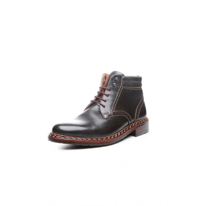 Heinrich Dinkelacker Buda Boot black