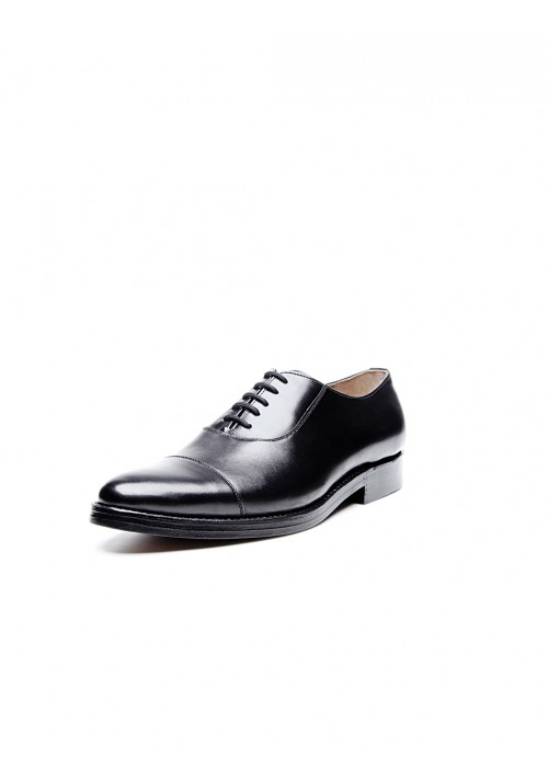 new collection Heinrich Dinkelacker Milano Cap Toe black