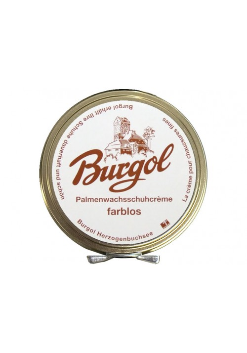 Burgol Palm Wax Shoe Polish
