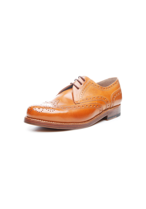 Heinrich Dinkelacker Janosh K Full Brogue nut extra wide