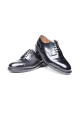 Heinrich Dinkelacker London Cap Toe Cordovan black