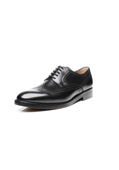 Heinrich Dinkelacker Luzern Brogue black