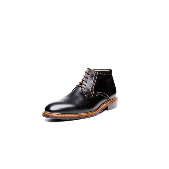 Heinrich Dinkelacker Luzern Boot black