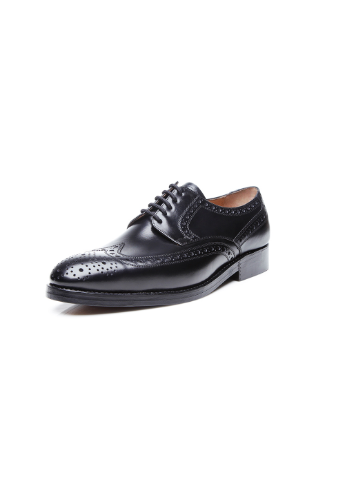 Heinrich Dinkelacker Luzern Full Brogue black