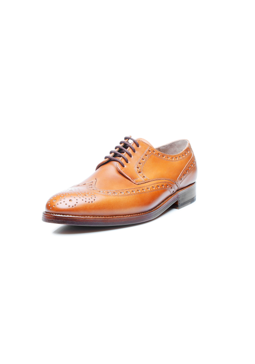 new copllection Heinrich Dinkelacker Luzern Full Brogue nut