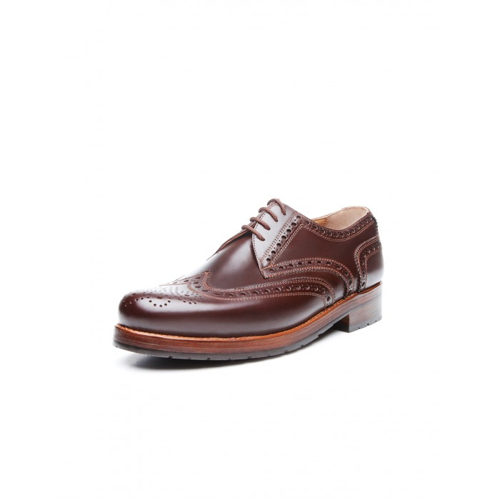 Heinrich Dinkelacker Rio Full Brogue mocca