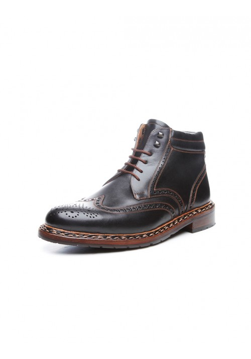 new collection Heinrich Dinkelacker Buda Boot black