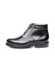 Heinrich Dinkelacker Janosh K Boot black extra wide