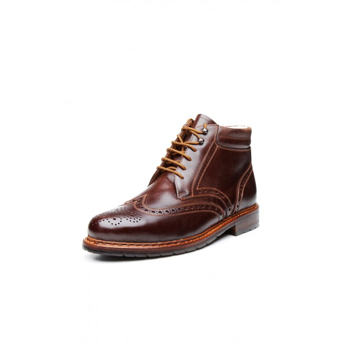 new collection Heinrich Dinkelacker Buda Boot Hillbilly mocca