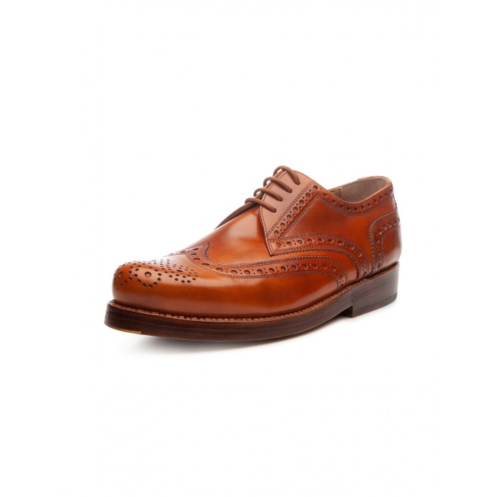 Heinrich Dinkelacker Rio Full Brogue Nuss