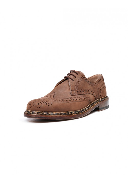 Heinrich Dinkelacker Buda Full Brogue black