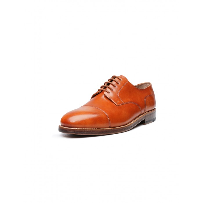 Heinrich Dinkelacker London Cap Toe Cordovan oxblood